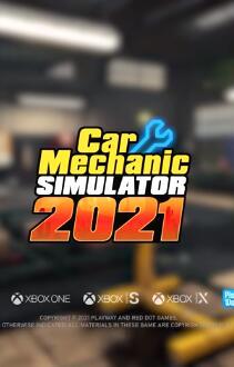 汽车修理工模拟2021 中文版